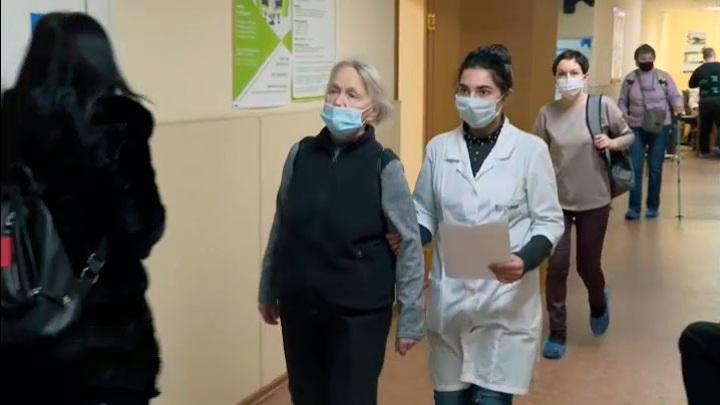 В Мурманске возобновили диагностические обследования пожилых северян
