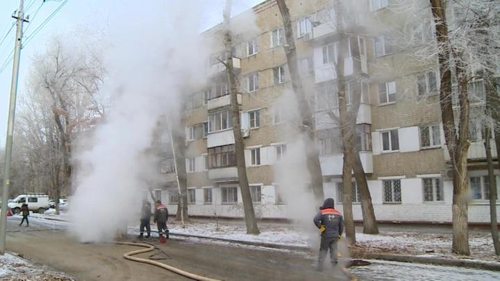 400 тысяч жителей Саратова остались без воды и тепла из-за аварии