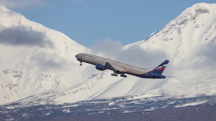 Россия стала лидером в области авиаперелетов на европейском континенте