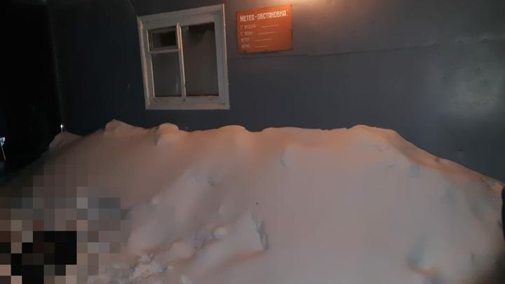 В Саратовской области сторож базы отдыха насмерть замерз на улице
