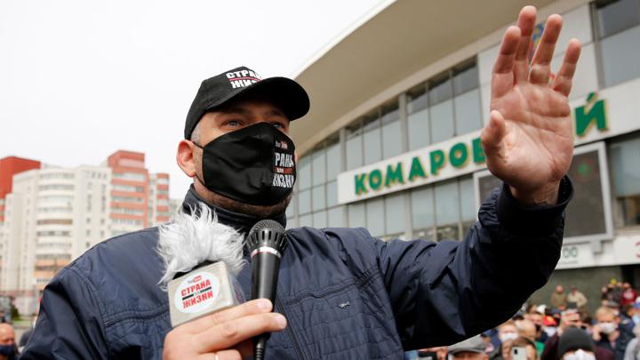 Дело мужа Тихановской дойдет до суда в марте