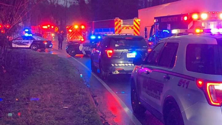Три человека погибли при крушении самолета на юго-востоке США