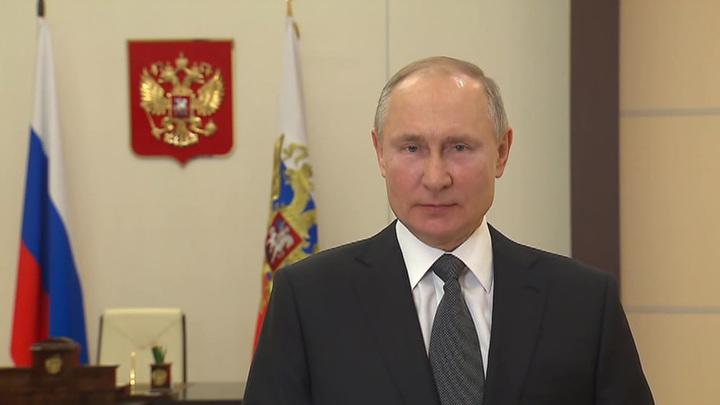 Путин поздравил военнослужащих и ветеранов Сил спецопераций с праздником