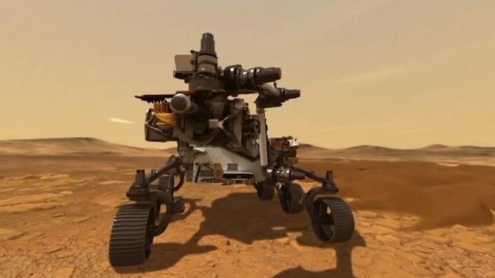 О чем говорят звуки с Марса