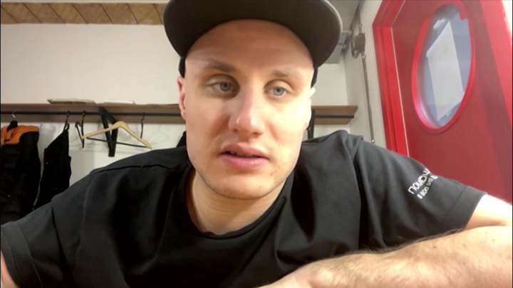 Гость в студии — актер Никита Кукушкин
