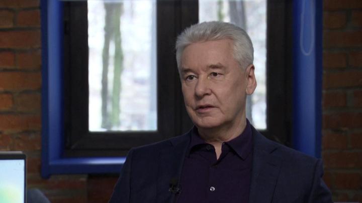 Собянин рассказал о преобразованиях в Москве