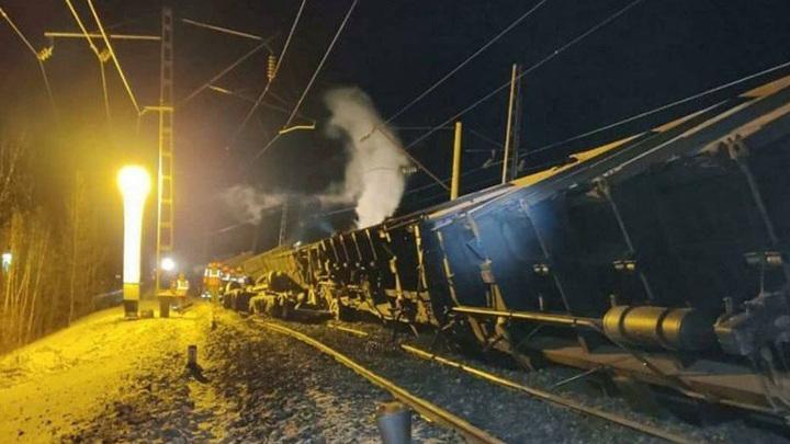 В Приамурье из-за схода вагонов приостанавливалось движение поездов