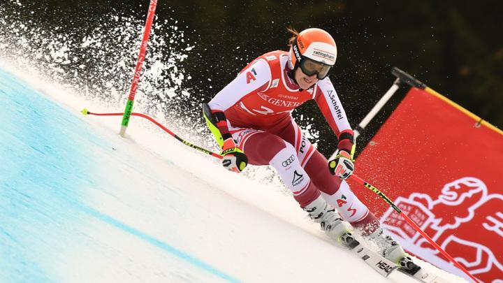 Еще одна горнолыжница пострадала на этапе Кубка мира в Италии