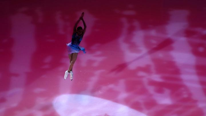 Фигуристка Валиева стала победительницей Кубка России