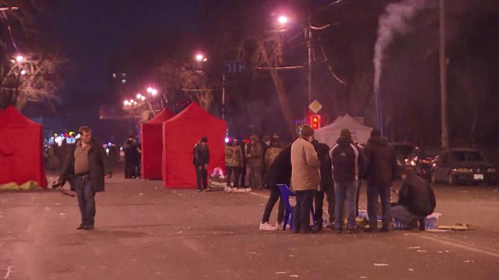 Протест в Ереване: оппозиция хочет позвать в правительство менеджеров и управленцев