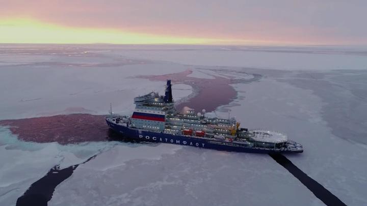 """Экспедиция """"Арктики"""": цели и задачи"""