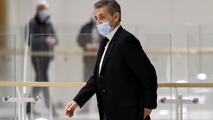 Саркози стал первым экс-президентом Франции, получившим реальный срок