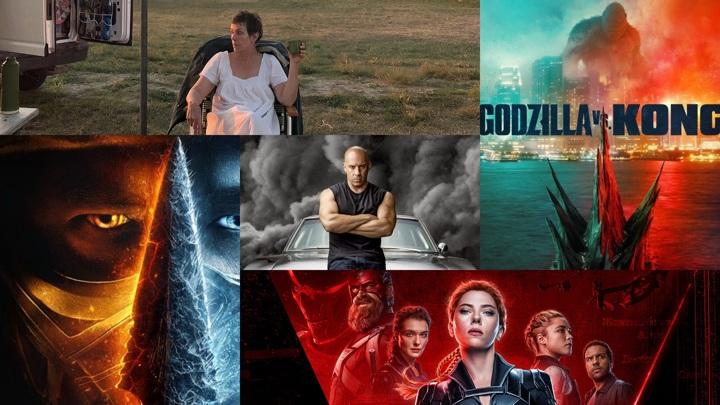 Самые ожидаемые зарубежные фильмы весны 2021 года