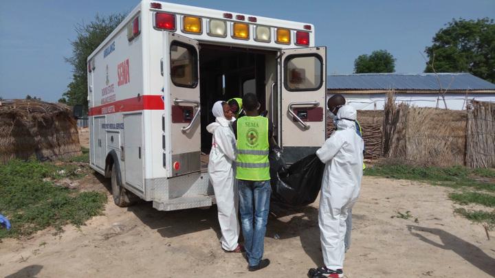 Жертвами нападения в Нигерии стали не менее 16 человек