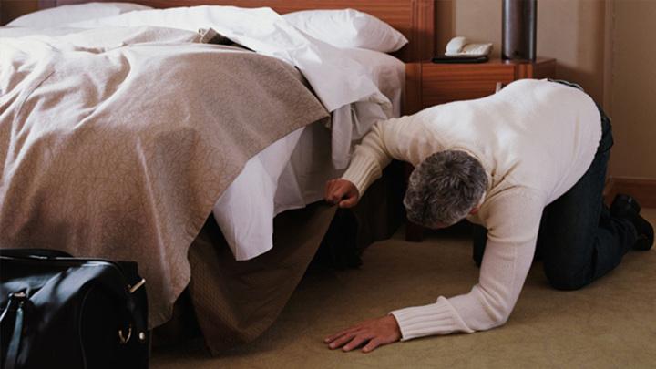 Третьеклассник, которого искали в двух регионах, нашелся под кроватью