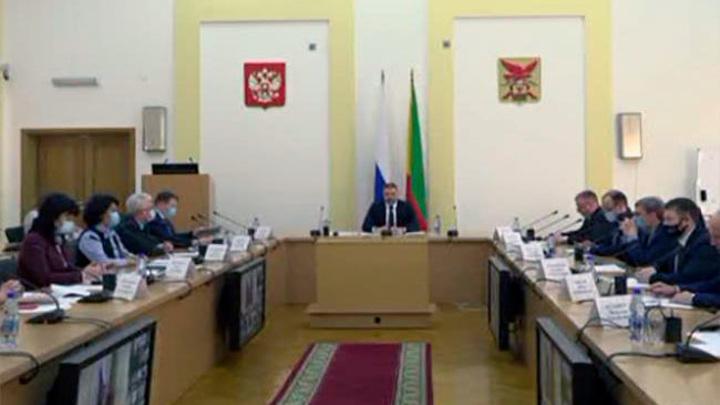 Губернатор Забайкалья: вакцинировать надо в режиме военной операции