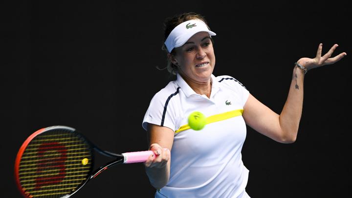 Павлюченкова впервые вышла в финал Открытого чемпионата Франции по теннису