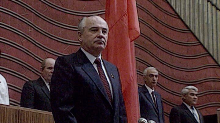 """Фильм """"Встречи с Горбачевым"""" доступен на сайте Smotrim.ru"""