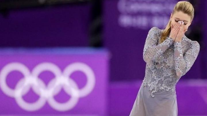 Российская фигуристка Сотскова дисквалифицирована на 10 лет