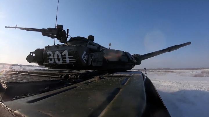 """Российские танкисты станут """"стальными охотниками"""". Видео"""