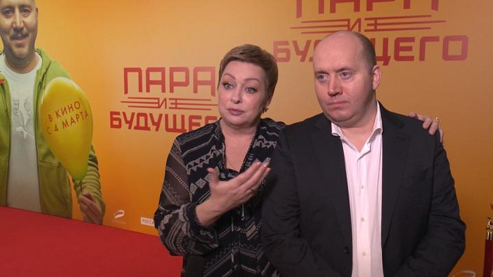 """""""Мой нежно любимый друг"""": Аронова назвала Бурунова своим лучшим партнером"""