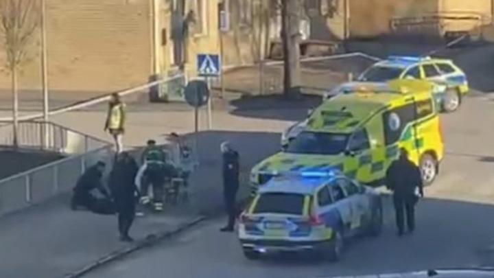 Подозреваемый в совершении нападения в Швеции – выходец из Афганистана
