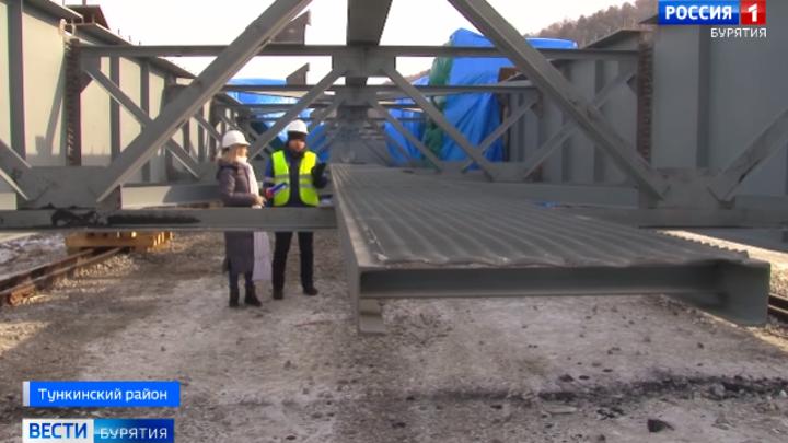 Мост, соединяющий Россию и Монголию, могут завершить к концу 2021 года