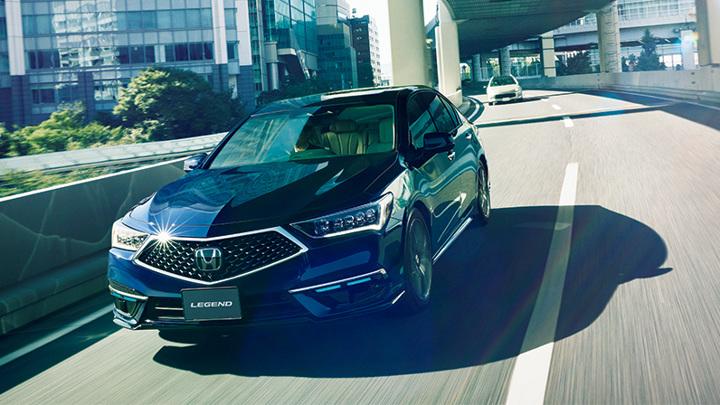 Honda SENSING Elite. Фото: пресс-служба