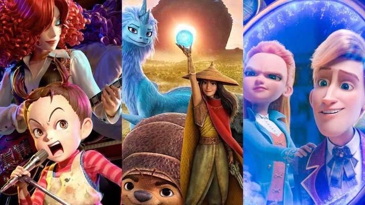13 самых интересных мультфильмов весны 2021 для всей семьи