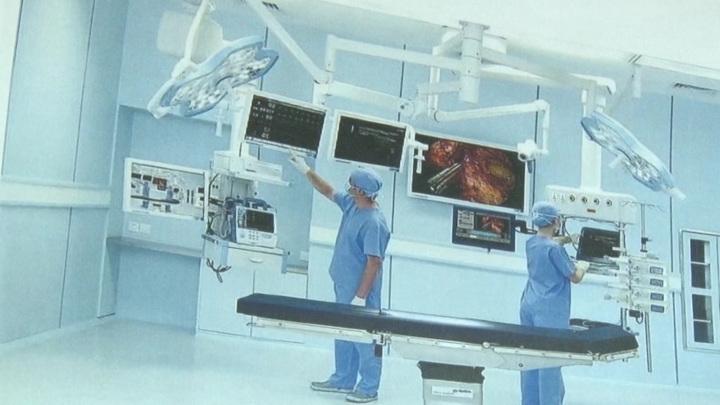 Современная техника поступит в ульяновский центр специализированных видов медпомощи
