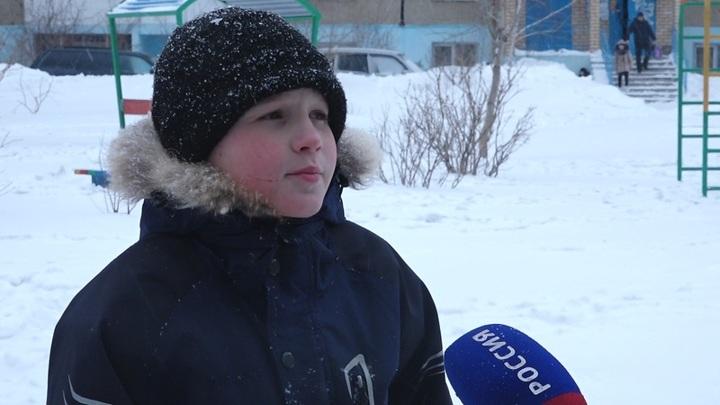 В Орске ищут кондуктора, высадившего на мороз школьника
