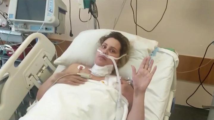 35 дней в реанимации: в Твери спасли беременную со стопроцентным поражением легких
