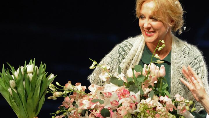 Актриса Елена Яковлева отмечает юбилей
