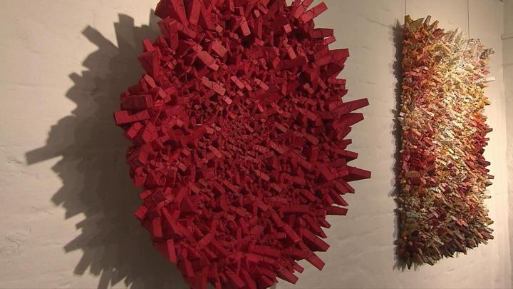 Работы корейского художника Кван Йонг Чана показали в галерее Askeri