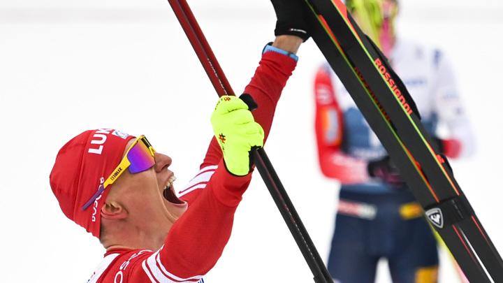 Сломанная палка стоила Большунову золотой медали