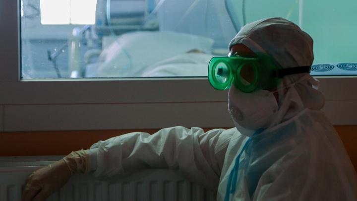 Число смертей от ковида в России остается высоким
