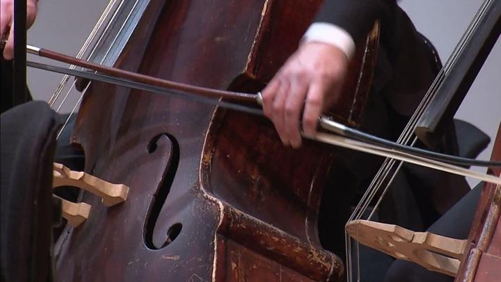 В Москве выступил Государственный симфонический оркестр Республики Татарстан