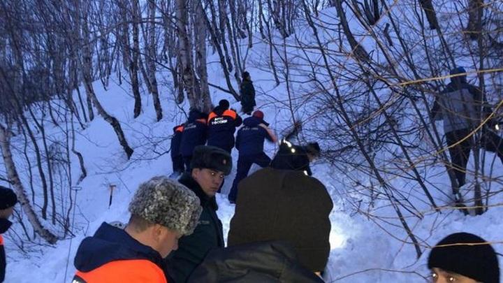 Попавшие под лавину на Камчатке находятся в тяжелом состоянии