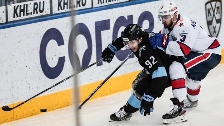 Кубок Гагарина. Минчане сократили отставание от СКА