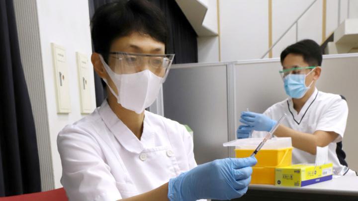В Осаке зафиксирован новый максимальный уровень заражений COVID-19