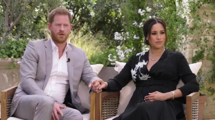 Принц Гарри и Меган Маркл тайно поженились за три дня до официальной свадьбы
