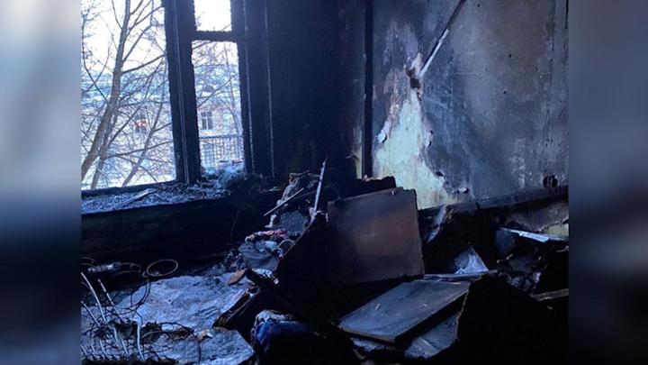 Пожар в девятиэтажке в Уфе: три человека погибли, еще четверо – в больнице