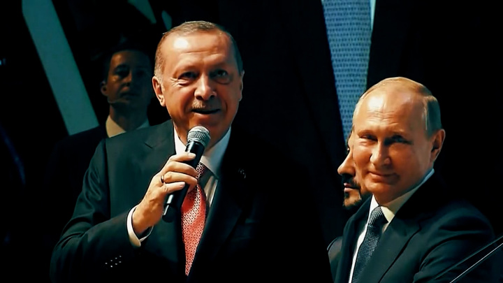 """Путин и Эрдоган дадут старт основному этапу стройки АЭС """"Аккую"""""""