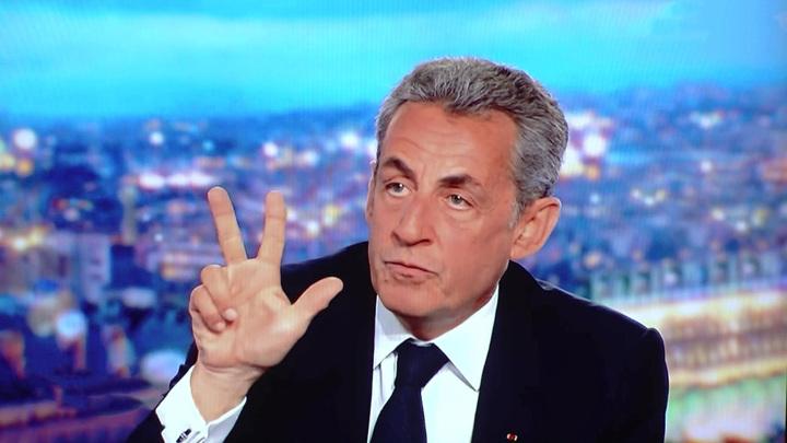 """Саркози настигло """"ливийское проклятье"""""""