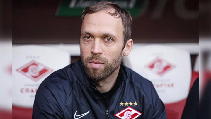 """Тренер """"Спартака"""" Хинкель: мы справились с давлением"""