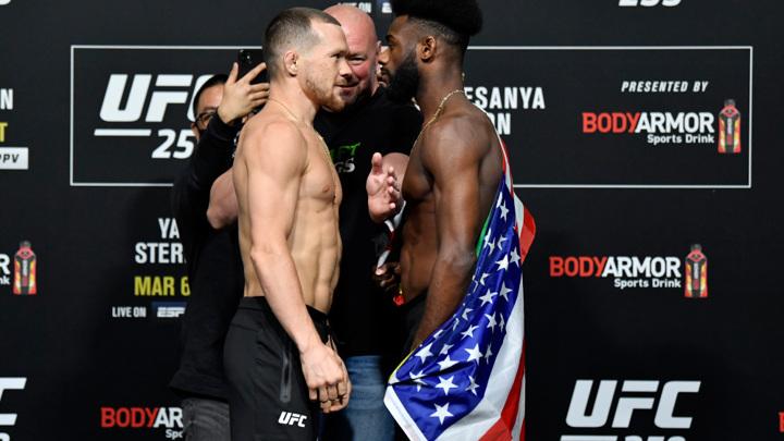 """Боец UFC предложил сопернику Петра Яна номинироваться на """"Оскар"""""""