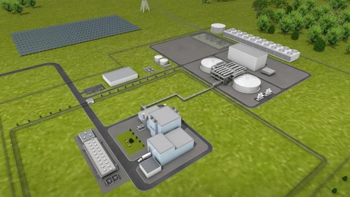 В США разрабатывается реактор нового поколения.
