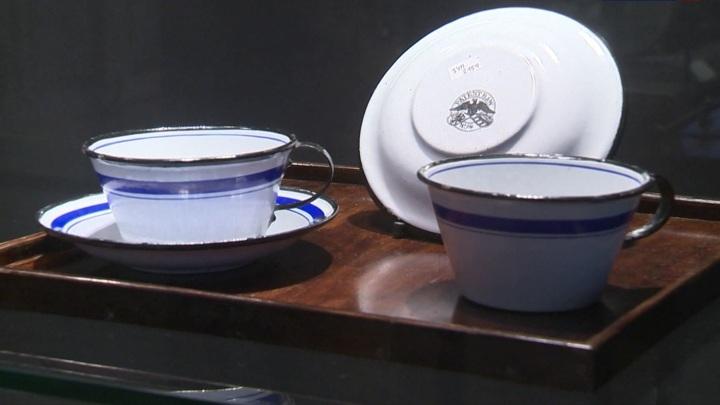 В Эрмитаже – выставка дорожных предметов XIX века
