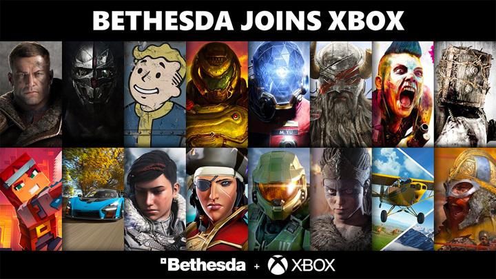 Разработчик The Elder Scrolls, Doom и Fallout официально стал частью Microsoft