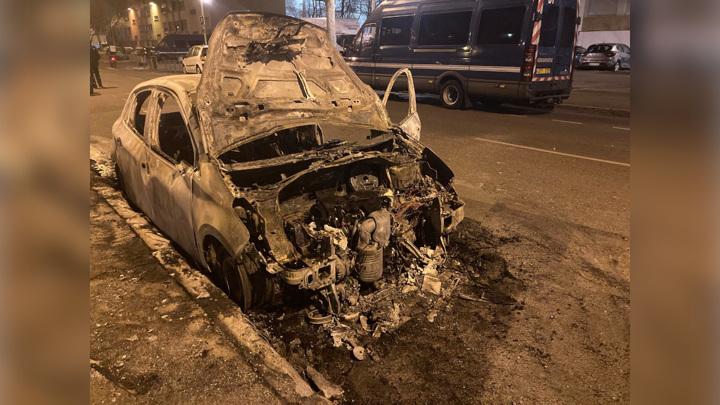 В окрестностях Лиона вновь произошли беспорядки
